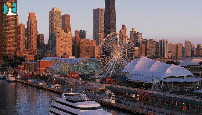 Chicago City - Cidade de Chicago - Happy Tours!
