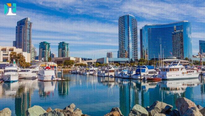 San Diego City - Cidade de San Diego - Happy Tours
