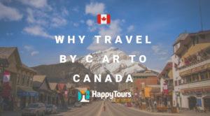 por que - viajar de carro- para o - Canada