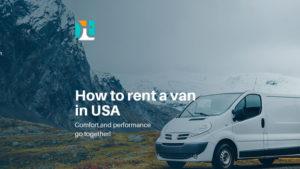Como locar uma van nos EUA? - Happy Tours