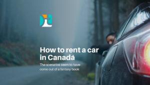 viajar de carro no Canada