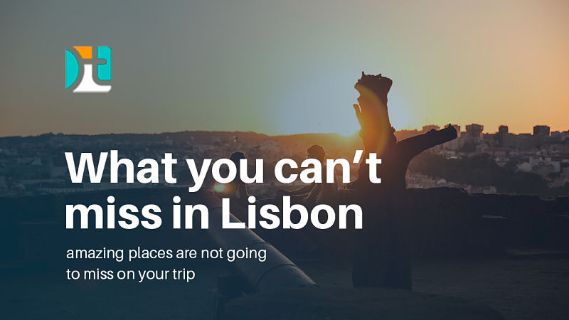Lisboa em Portugal - Happy Tours