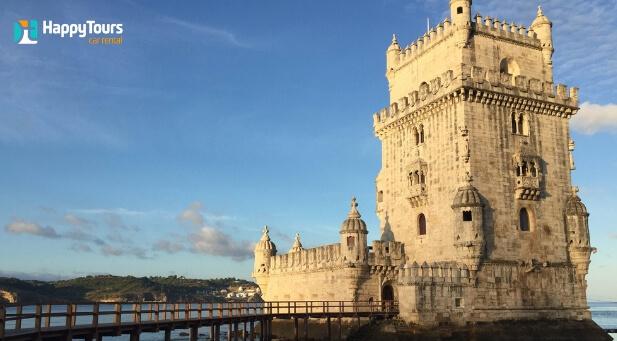 Torre de Belém em Lisboa Portugal