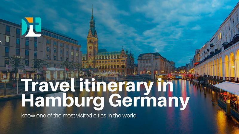 Viaje para a Hamburgo - Alemanha - Happy Tours