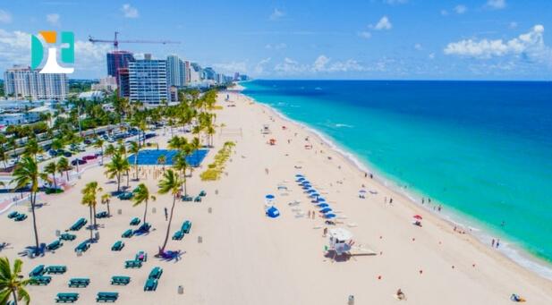 raia de Fort Lauderdale - Happy Tours
