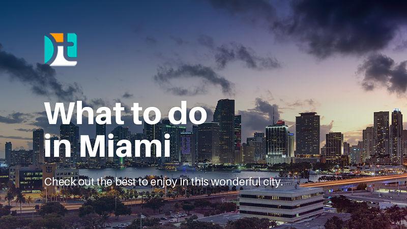Entardecer-na-Cidade-de-Miami