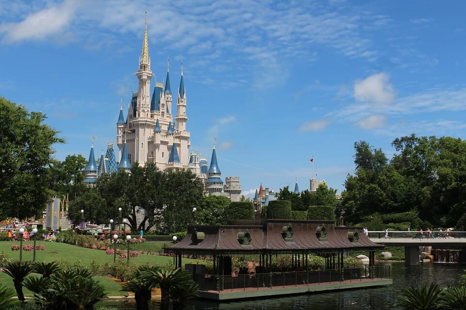 walt disney world - happy Tours