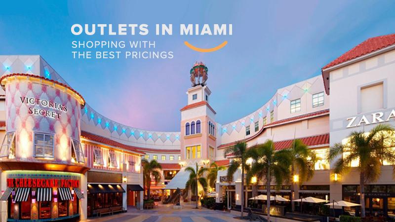 Outlets em miami - compras miami - happy tours