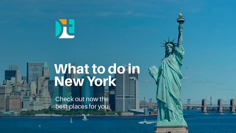 o que fazer em nova york - Happy Tours