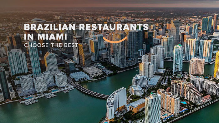 Melhores restaurantes brasileiros em Miami - Happy Tours