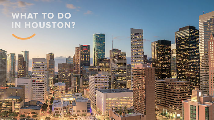 Foto da cidade de Houston - Texas - Happy Tours