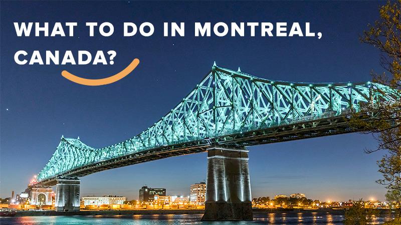 o que fazer em Montreal Canadá - Happy Tours