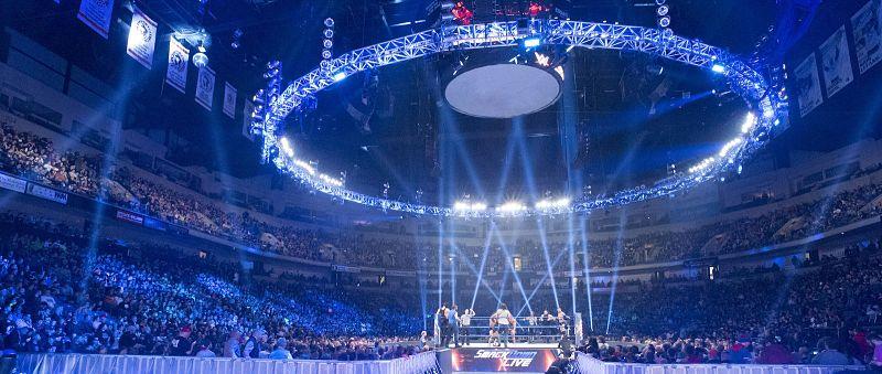 WWE Smackdown Miami, 2019
