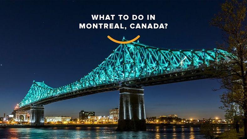 ponte do canada o que fazer