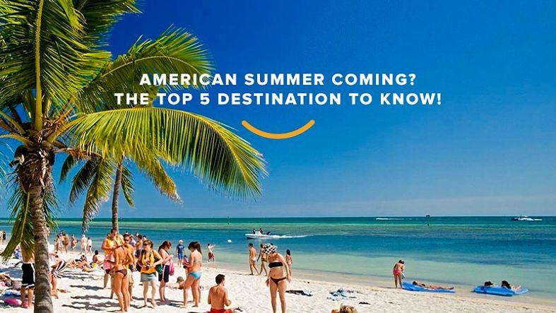 verão americano