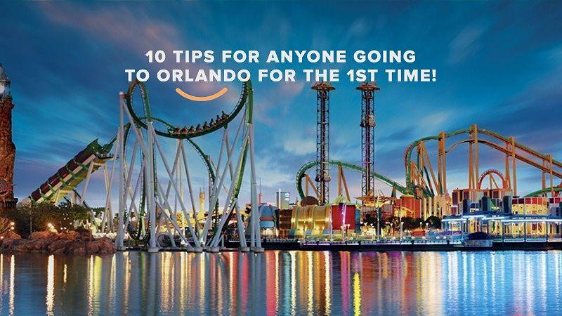 Dicas para quem vai para Orlando pela 1ª vez!