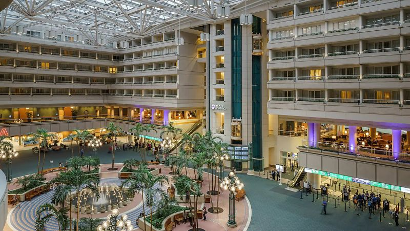 Hyatt-Regency-Orlando-International-Airport-