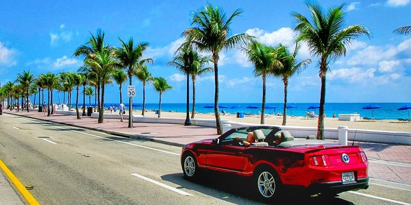 carros para alugar em Miami