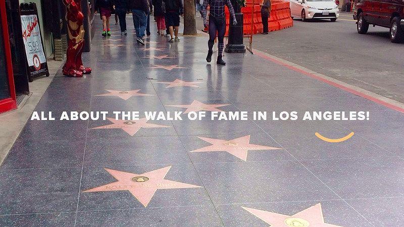 calçada da fama