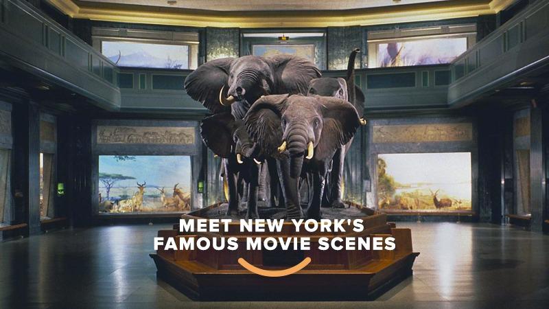 cenários de filmes famosos para visitar em Nova York