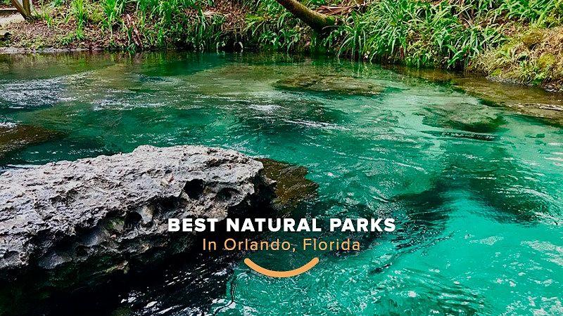 parques naturais de Orlando