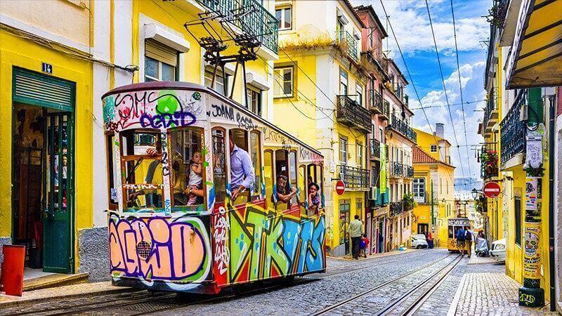 bairro alto Portugal