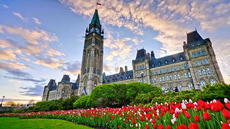 parlamento do canada
