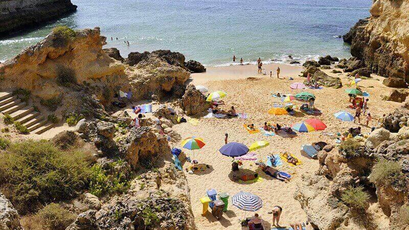 Portugal praia da Albaneira