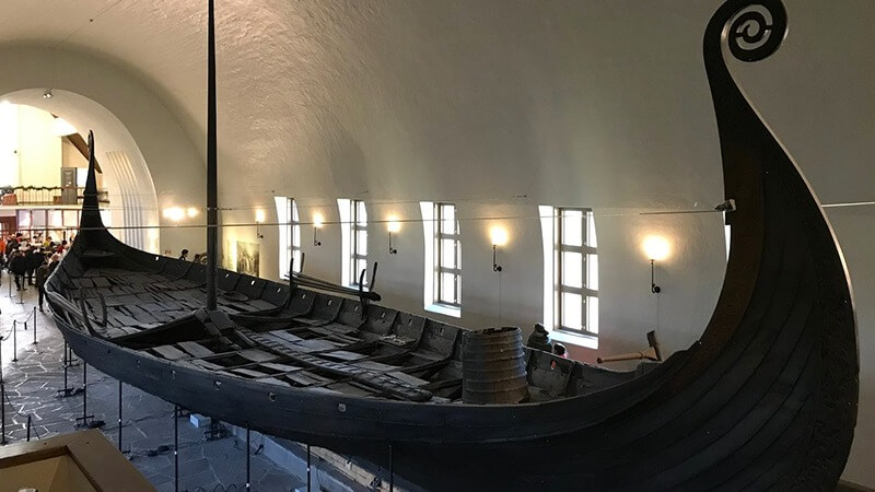 Noruega museu viking