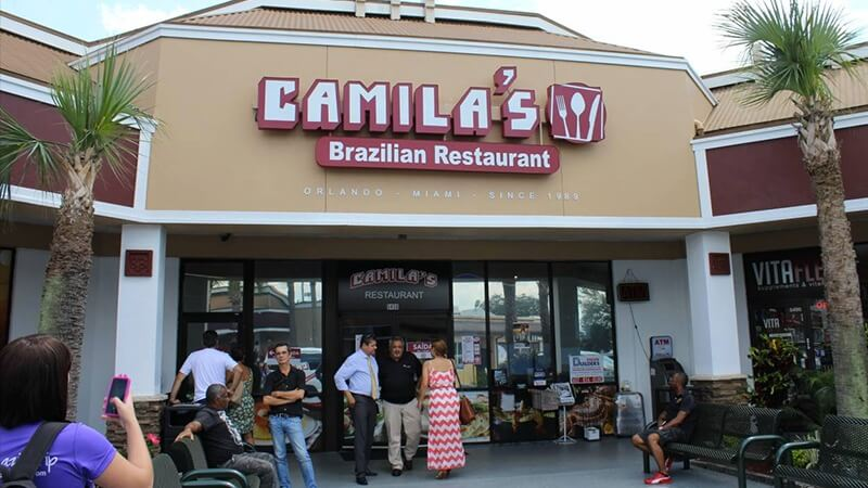 Restaurante Brasileiro Camil's